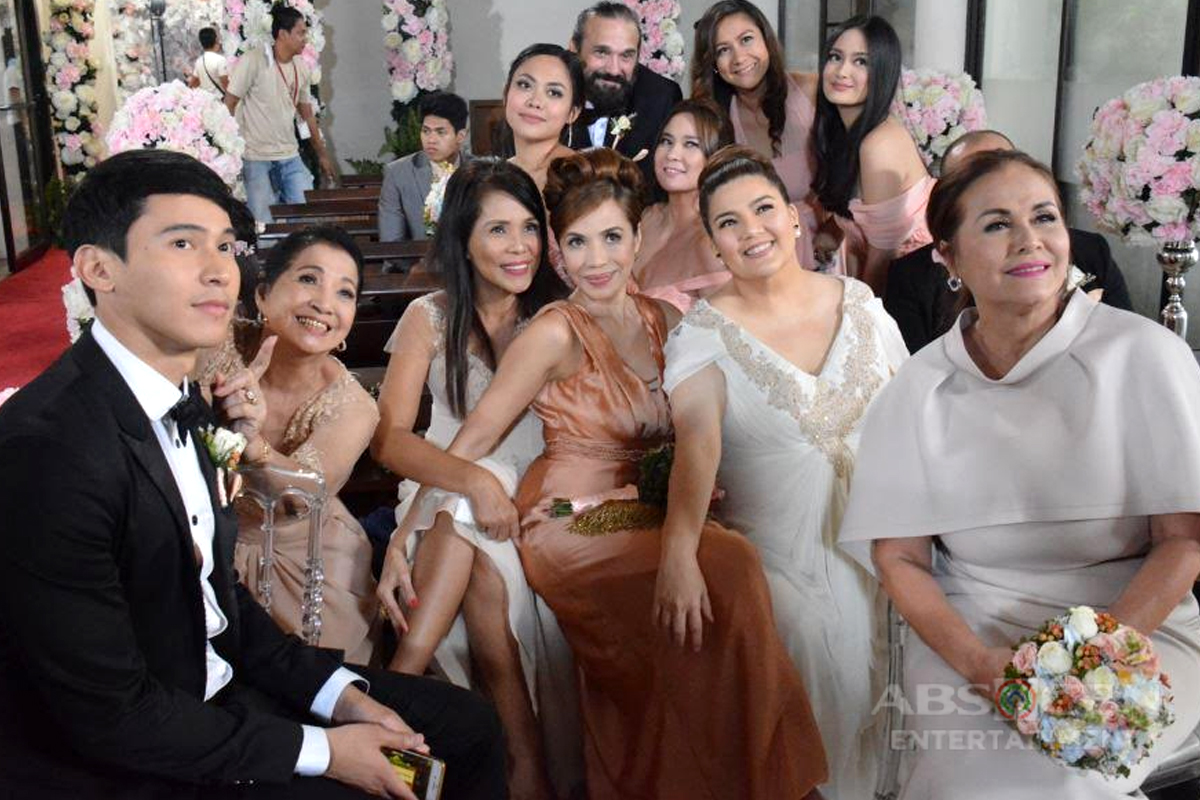 IN PHOTOS: The Agoncillos and Nobles at TonDeng's Wedding