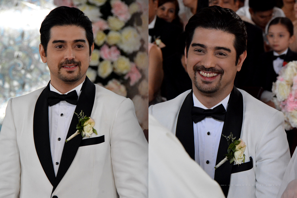 Tondeng Wedding: Ian Veneracion as Anton, The Dashing Groom