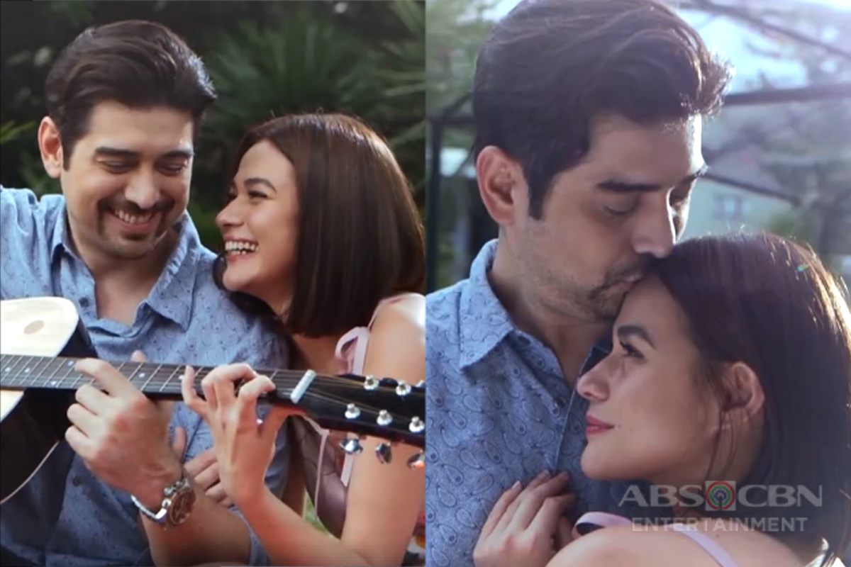 WATCH: Anton and Andeng's Prenup Video