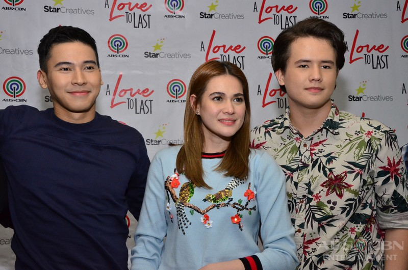 PHOTOS: A Love To Last blogcon with Bea, Enchong and JK