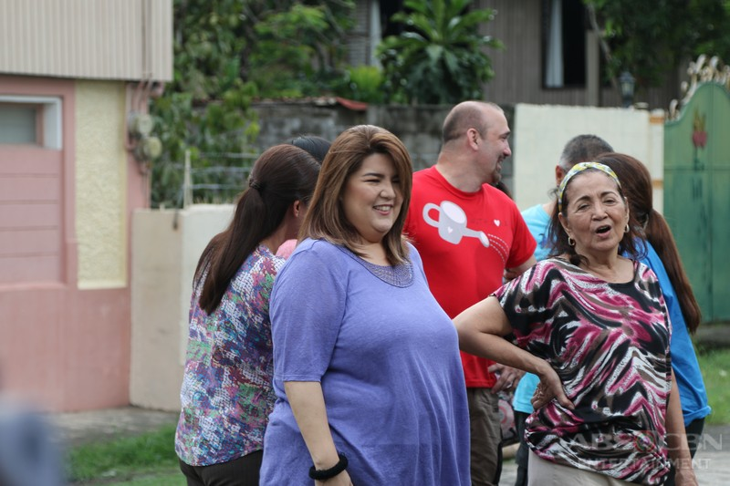 BEHIND-THE-SCENES: A Love To Last Pilot Week Taping
