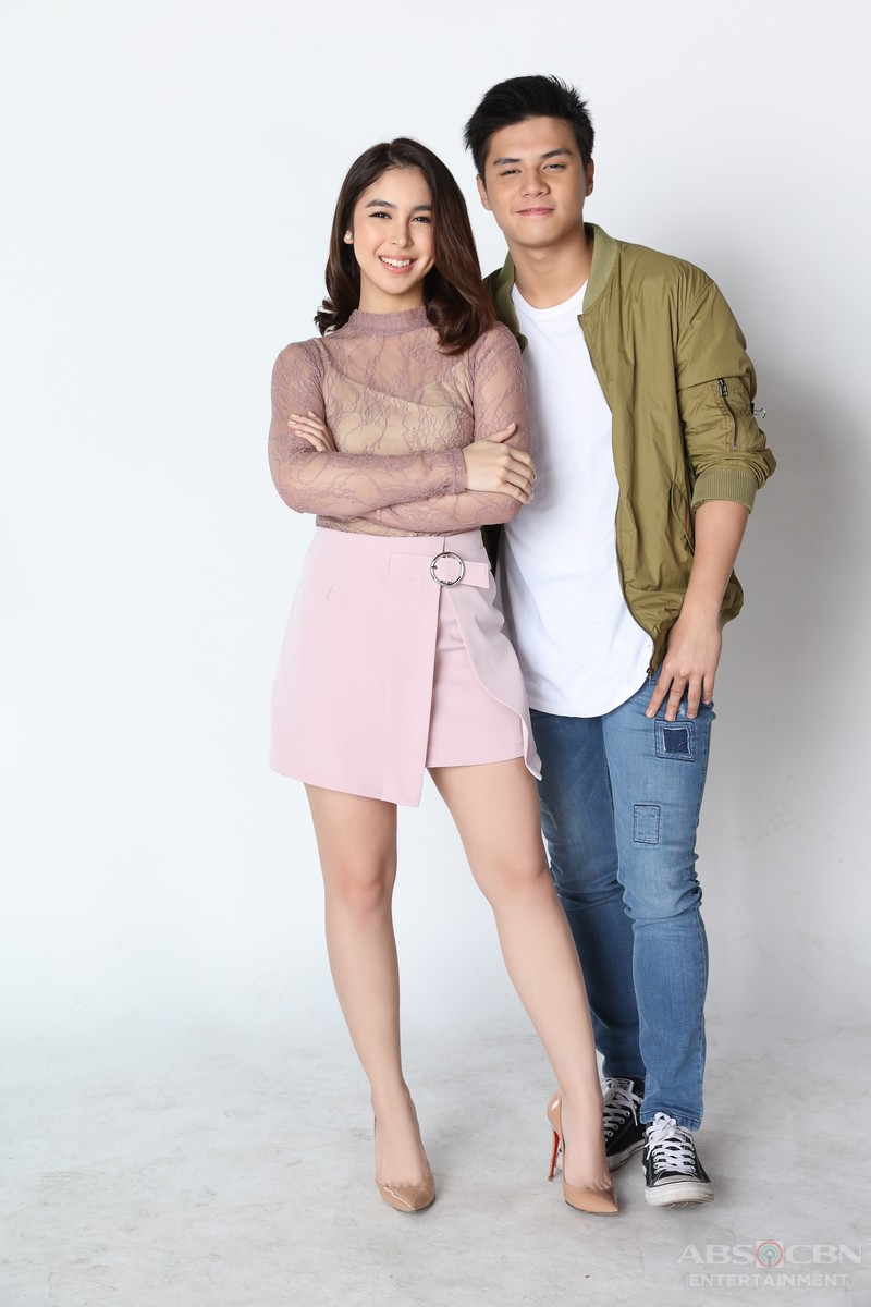 GLAM SHOTS: RonLia as Chloe and Tupe in A Love To Last