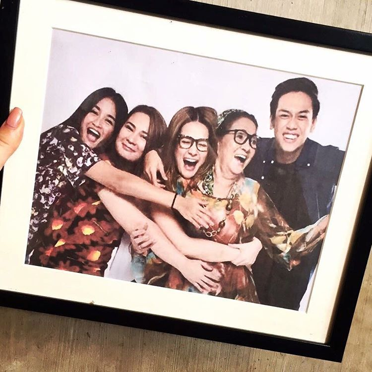 Behind-The-Scenes: A Love To Last's Agoncillo Family