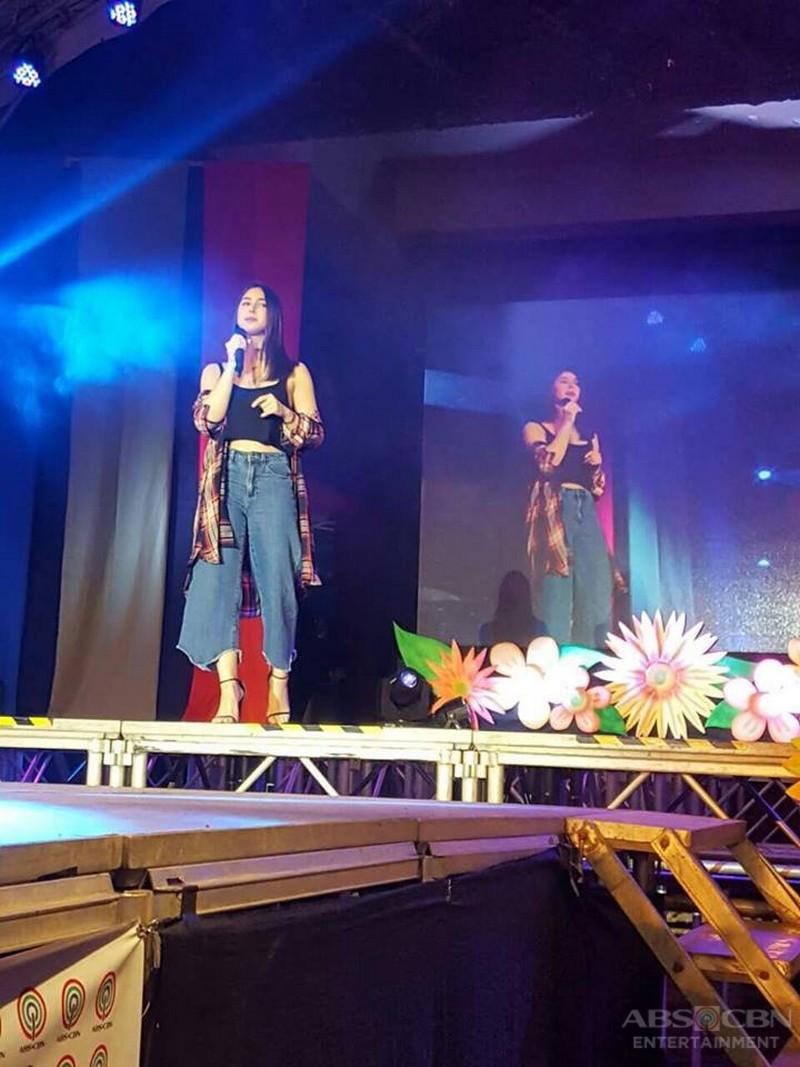 PHOTOS: Julia, Ronnie and Enchong at the Panagbenga Festival