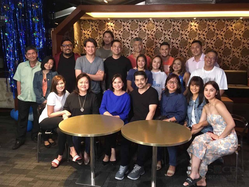 IN PHOTOS: A Love To Last's 100th Taping Day