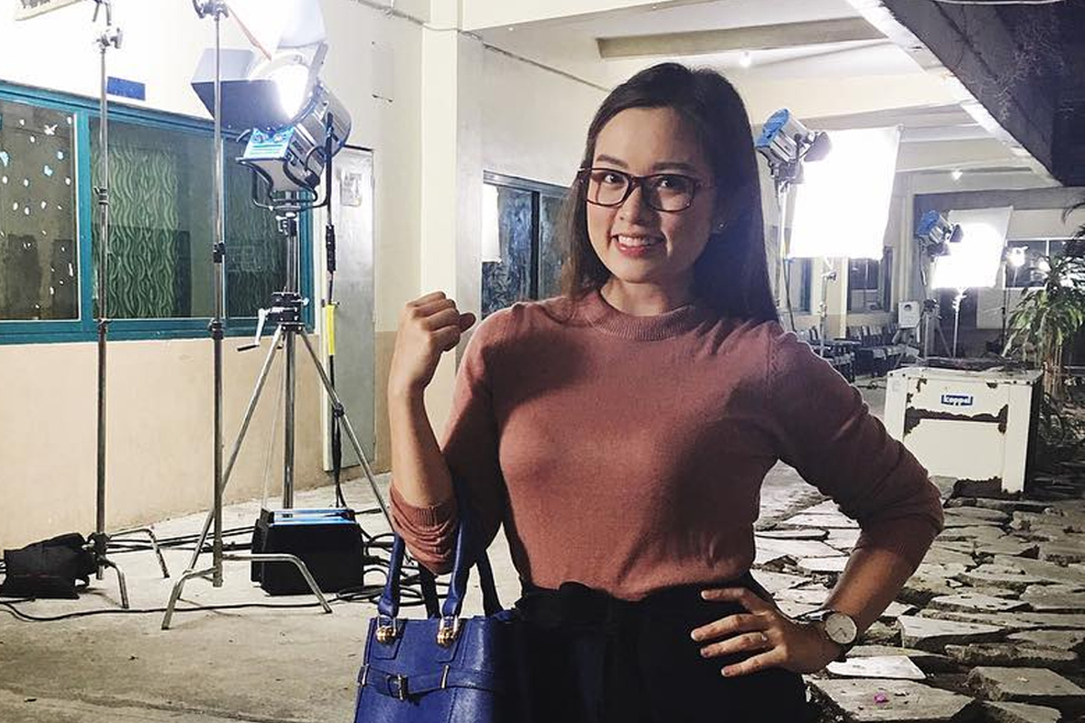 """LOOK: Trina """"Hopia"""" Legaspi as Kat in A Love To Last"""