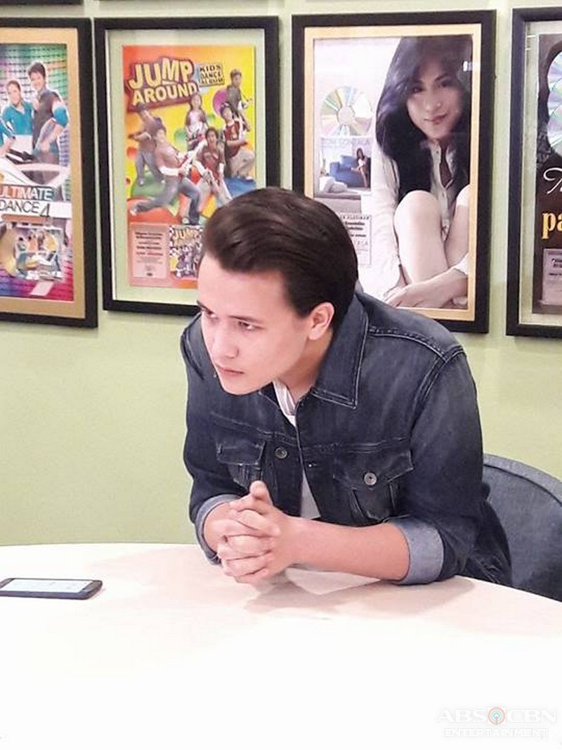 PHOTOS: JK Labajo in A Love To Last Blogcon