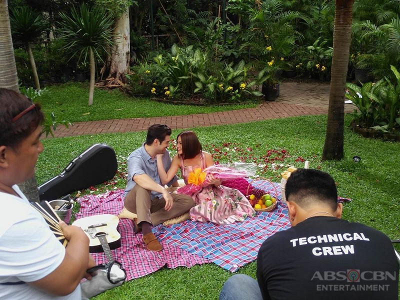 BEHIND-THE-SCENES: Anton and Andeng's Prenup Shoot