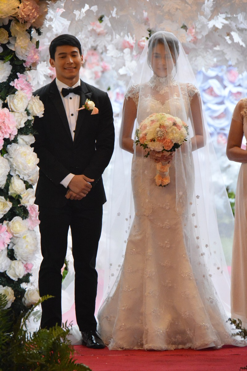 BEHIND-THE-SCENES: Anton and Andeng's Wedding