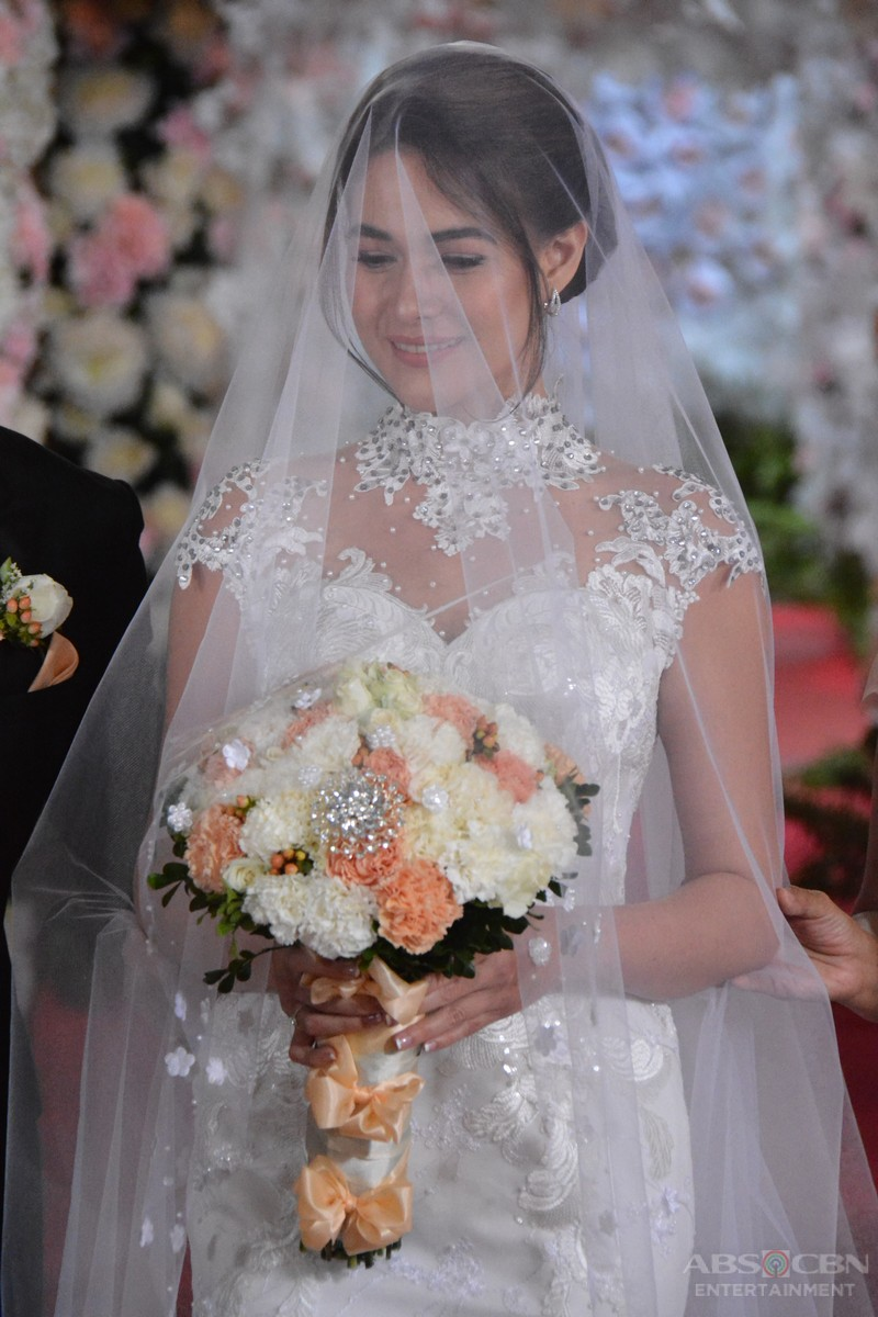 TonDeng Wedding: Bea Alonzo as Andeng the radiant bride