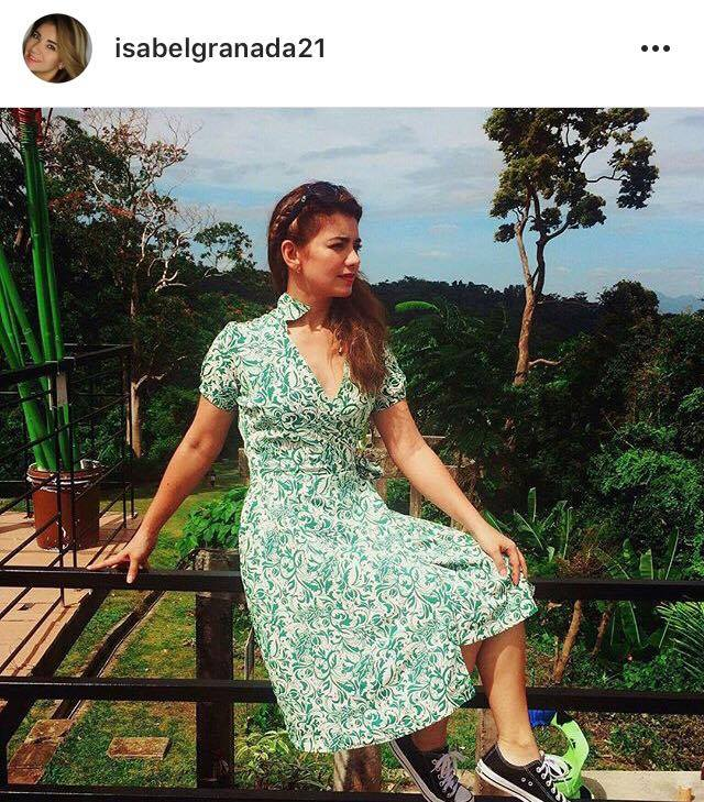 Isabel Granada's timeless appeal is awe-inspiring!