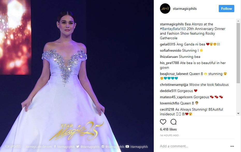 IN PHOTOS: Bea and Ian grace fashion gala for Bantay Bata 163's 20th anniversary fundraising dinner