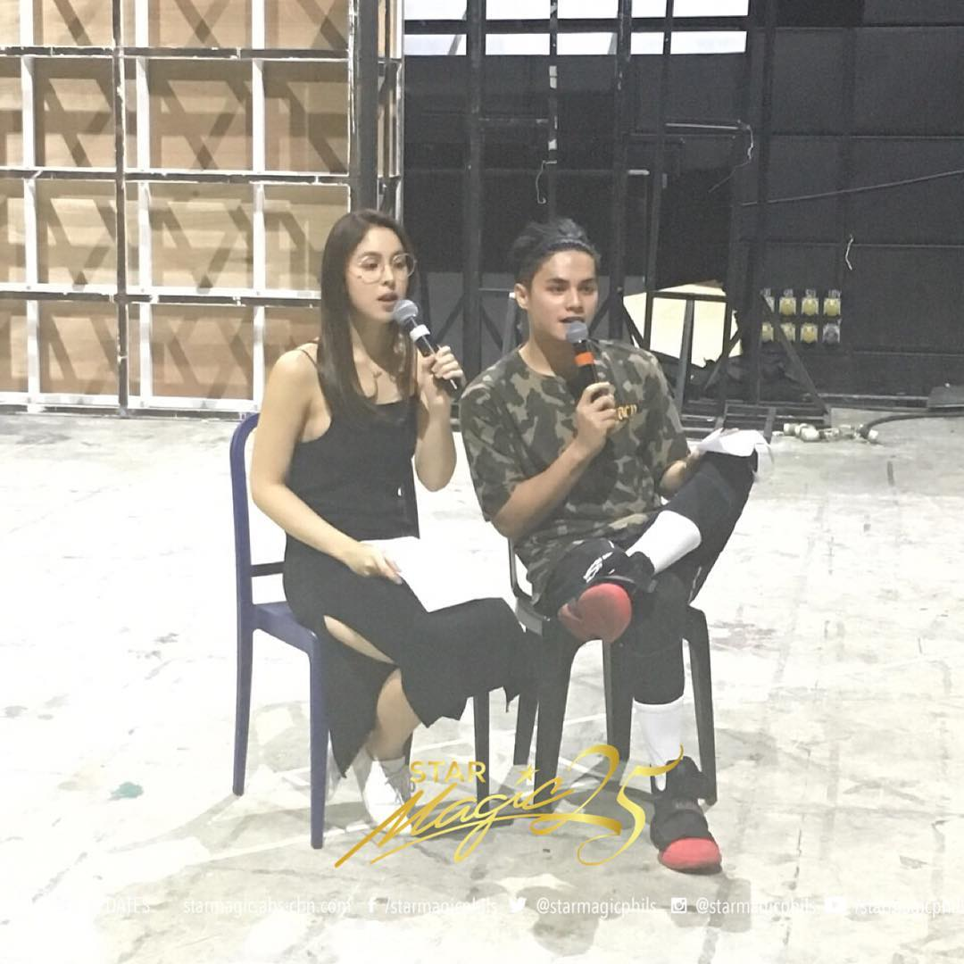 REHEARSAL PHOTOS: A Love To Last stars prepare for their upcoming concert