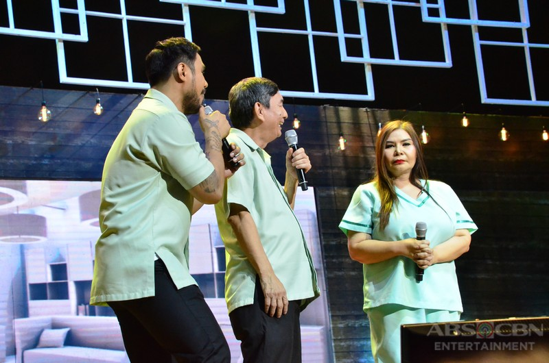 LOOK: Grace and Andeng's face-off at the A Love To Last concert!