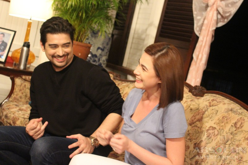 BEHIND-THE-SCENES: 'A Love To Last' Final Taping Day