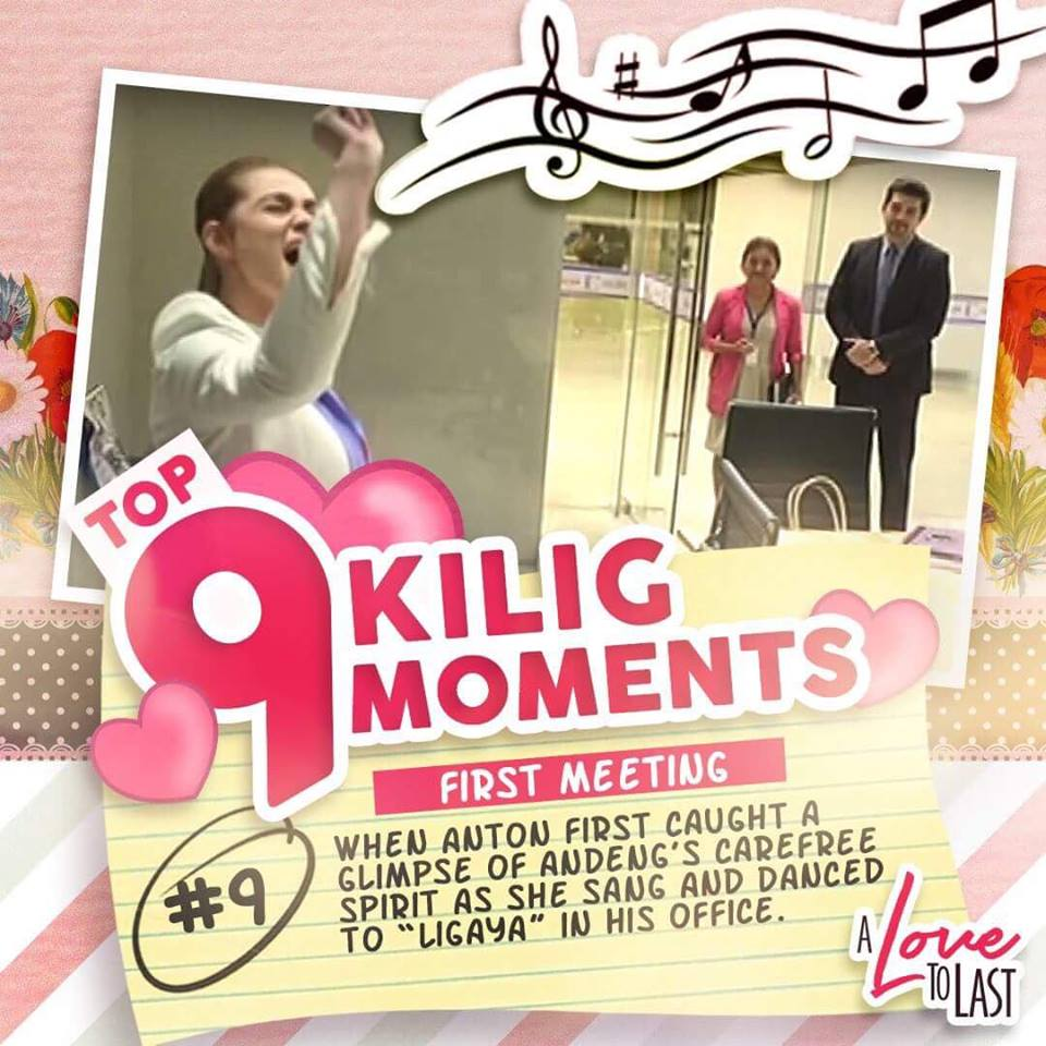 Top 9 Kilig Moments of TonDeng on A Love To Last