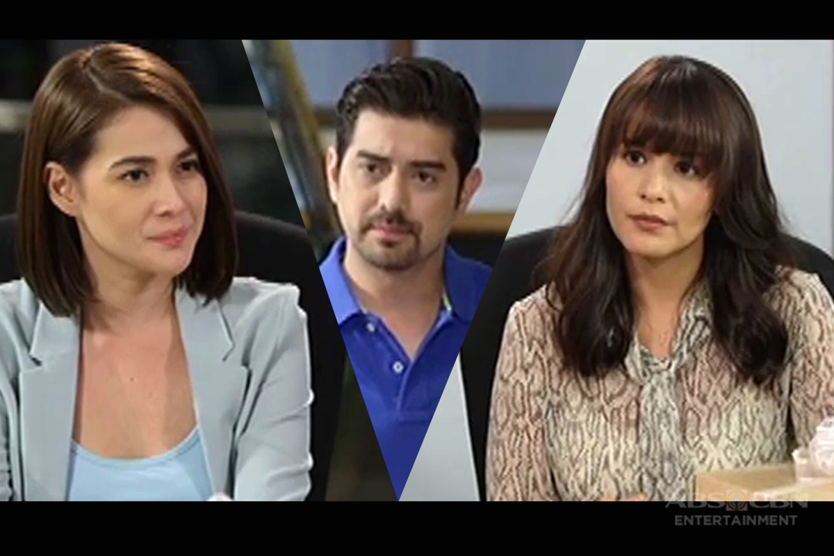 Kapamilya Toplist: Clash of Two Wives: Andeng and Grace's rift over Anton in A Love To Last Image Thumbnail