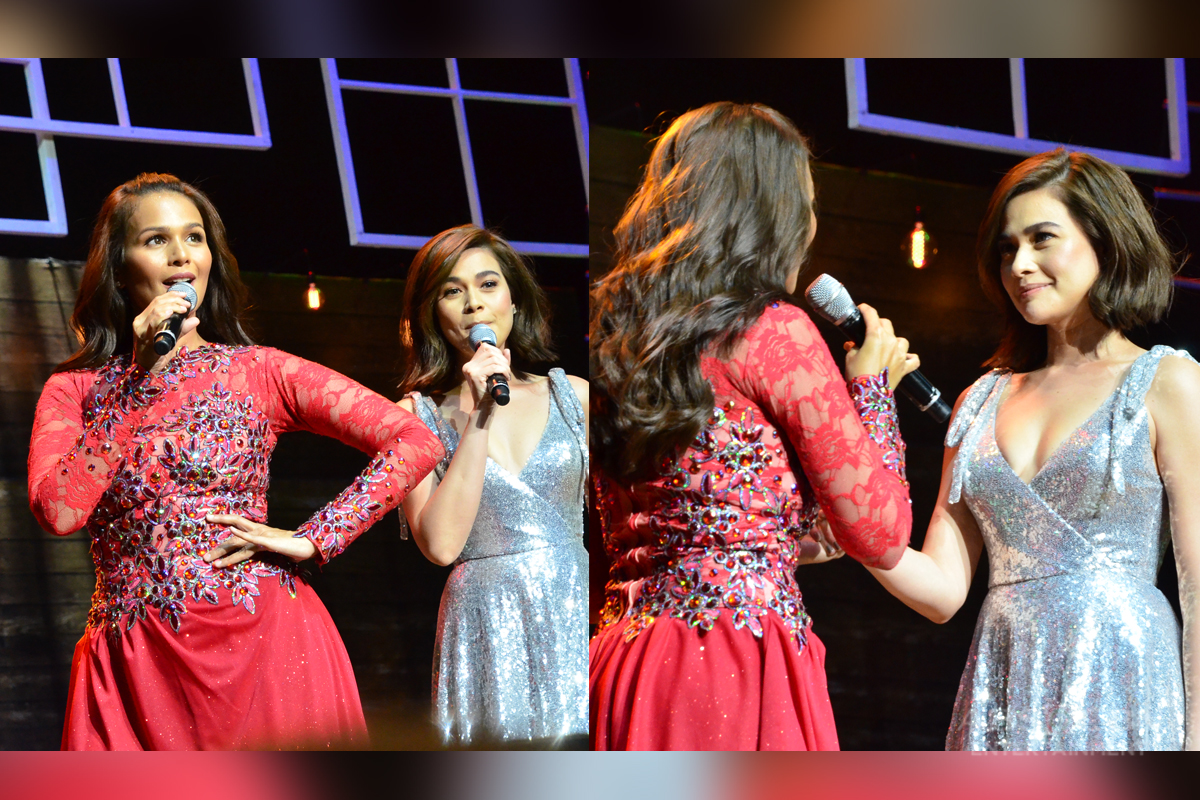 Bea & Iza's face off on #LoveGoals: A Love To Last Concert Image Thumbnail